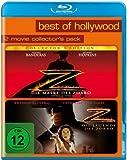 Die Maske des Zorro/Die Legende des Zorro - Best of Hollywood/2 Movie...