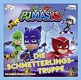 PJ Masks - Die Schmetterlingstruppe-das CD Hörspiel