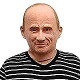 Russicher Präsident Vladimir Putin Maske - perfekt für Fasching,...