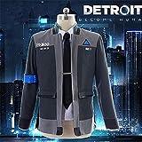 WWSC Detroit: 'Become Human Connor', Cosplay-Kostüm, Uniform, Mantel,...
