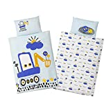 PEKENITO® Premium Collection: Baby Bettwäsche - Kinderbettwäsche...