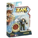 Bandai- Zak Storm 41530 Figur, Mehrfarbig, 8 cm