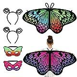 SUSSURRO 6 Stck Schmetterlingsflgel Kinder Schmetterlingsflgel Flgel...