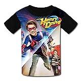 maichengxuan He-nRY Da-nG-eR T-Shirts für Kinder und Jugendliche 3D...