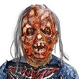 molezu Halloween Scary Latex Kostüm Party Maske Horror Zombie Masken...