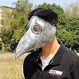 HERAHQ Halloween-Party-Pest-Doktor Vogel Latex Maske Kostüm Rave...