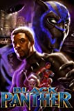 THE BLACK PANTHER NOTEBOOK: Composition Book for Marvel Lovers. 6'x...