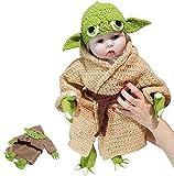 Kostüm für Babys Fotoshooting Säuglings handgestrickter Anzug,...
