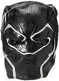 Marvel Black Panther 3/4 Maske - Material: Vinyl. Einheitsgröße für...