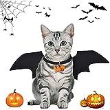 YISKY Halloween Haustier Kostüm, Fledermaus Kostüm, Haustiere...