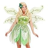 NET TOYS Riesen Feenflügel grün Schmetterlingsflügel 106 x 72 cm...