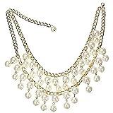 Multiculture 2 Broke Girls perlen Halskette von Caroline