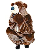 Braunbär-Kostüm, F67 Gr. XL, für hoch gewachsene Männer und...