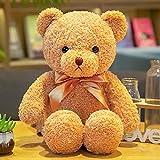 CHENPINBH Plüschtiere 21 Arten Teddybär mit Pullover gefüllte Tiere...