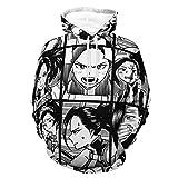 Einson Yaoyorozu Momo Collage My Hero Academia Anime Hoodie Pullovers...