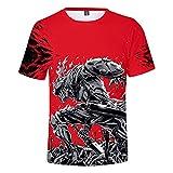 YJXDBABY-Goblin Slayer-Unisex Kinderkleidung T-Shirt Sommer Casual 3D...