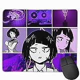 Japan Anime My Hero Academia Kyoka Jiro Puzzle Mauspad Mausmatte mit...