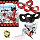 HHO Miraculous-Party-Set Ladybug-Cat-Noir-Party-Set : Erweiterungs-Set...