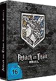 Attack on Titan - Staffel 1 - Gesamtausgabe - [Blu-ray] Steelbook...