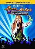 Hannah Montana & Miley Cyrus - The Best Of Both Worlds Conce [DVD]