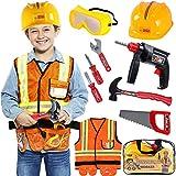 Tacobear Bauarbeiter Kostüm Kinder Handwerker Kinderkostüm...