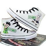Telacos Hunter X Hunter GON Freecss Cosplay Schuhe Canvas Schuhe...
