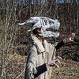 FUFRE 2021 Neue Drachen Maske Halloween Totenkopfmasken für Cosplay,...