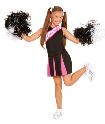 Cheerleader Kostüm Kinder