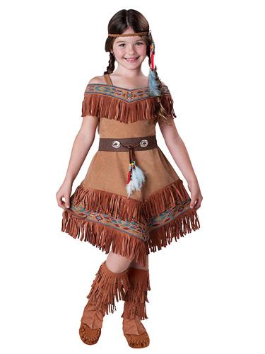 Indianer Indianerin Kostum Fur Damen Herren Und Kinder