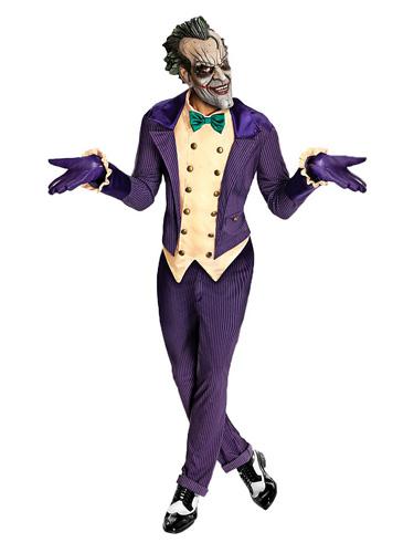 Joker Faschingskostüm Herren