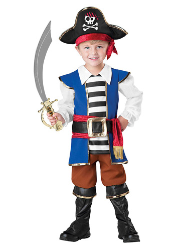 Piratenkostüm Kinder