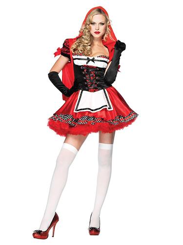 Rotkäppchen Karnevalskostüm Damen