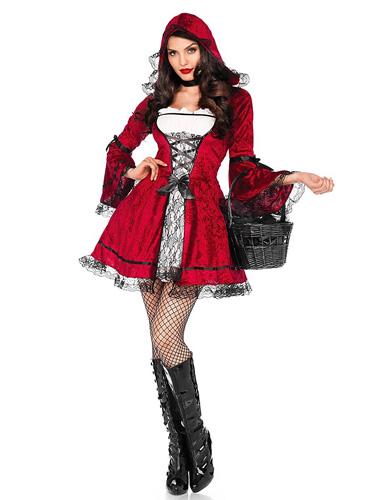 Rotkappchen Kostum Fur Damen Und Kinder Kostuemkoloss De