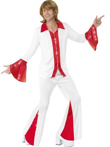 ABBA Kostüm Herren Björn Benny