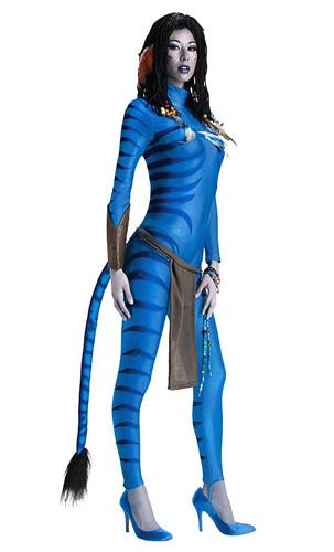 Avatar Kostüm Damen Neytiri