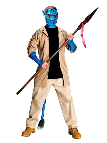 Avatar Kostüm Herren Jake Sully