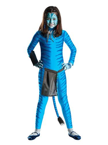 Avatar Kostüm Kinder