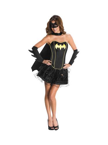 Batgirl Kostüm - Batman Kostüm Damen