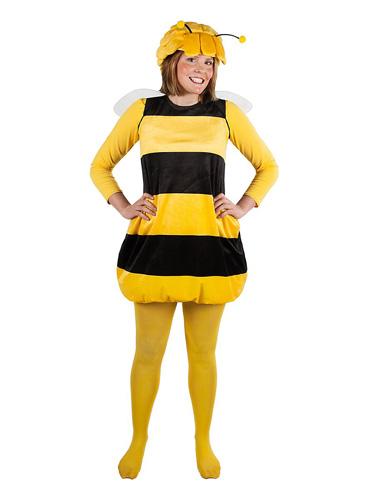 Biene Maja Kostüm Damen