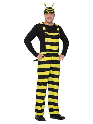 Bienenkostum Erwachsene Damen Herren Kinder Kostuemkoloss De
