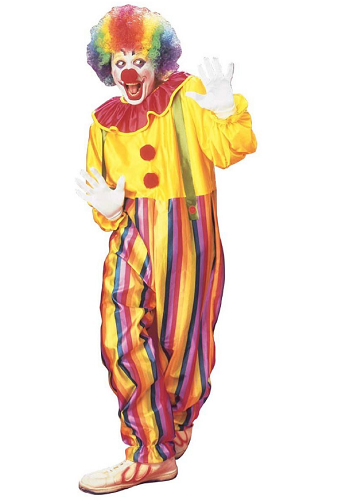 Clown Kostüm Herren
