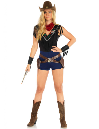 Cowgirl Kostüm - Cowboy Kostüm Damen