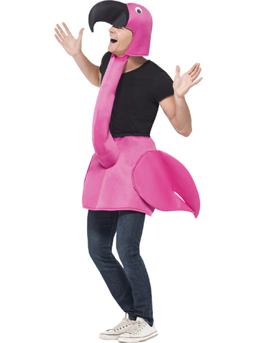 Flamingo Kostüm Herren
