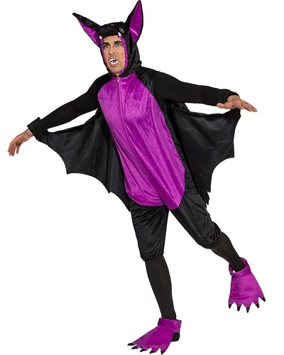 Fledermauskostüm Herren