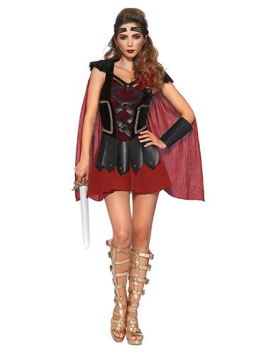Gladiatorin Römer Kostüm Damen