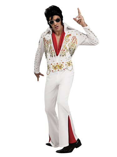 Hollywood Kostüm Elvis