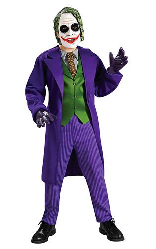 Joker Kostum Fur Kinder Damen Herren Kostuemkoloss De