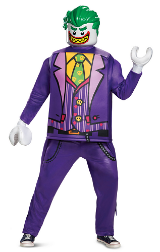 Lego Kostüm Joker Batman