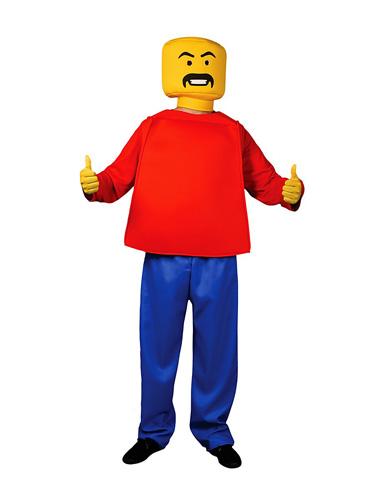Lego Kostüm Kinder