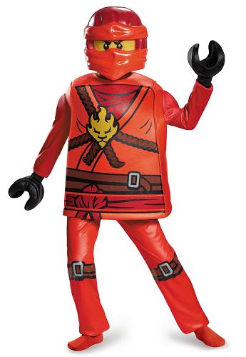 Lego Ninjago Kostüm Kai Kinder
